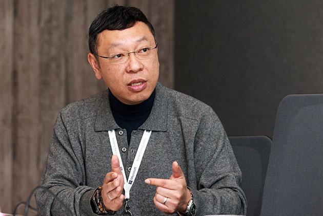 智商165的台灣怪才 出掌微軟AI研發中心