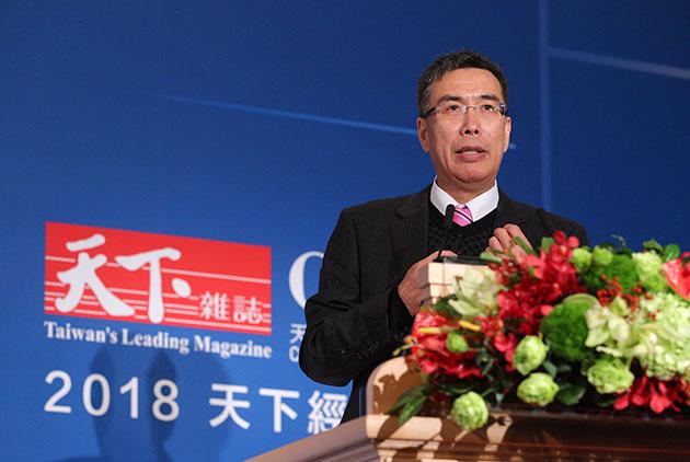 李應元:台中空污嚴重,因為油的消費量是台北市兩倍