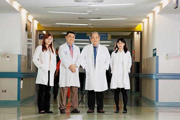 最佳組合 台中榮總以高品質深腦刺激術改善巴金森氏症