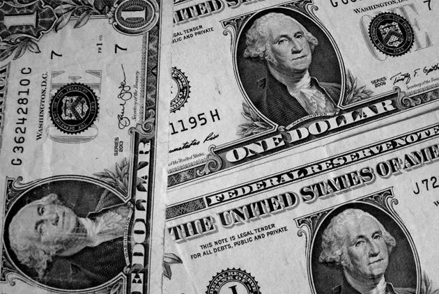 美元為什麼不再強大?