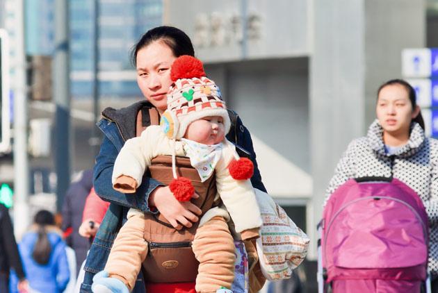 中國解禁一胎化 為什麼出生率還是下滑?