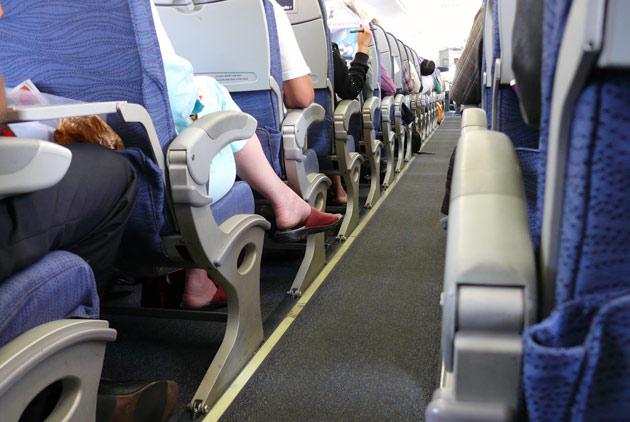 飛機上的神祕按鈕 讓座位變寬敞