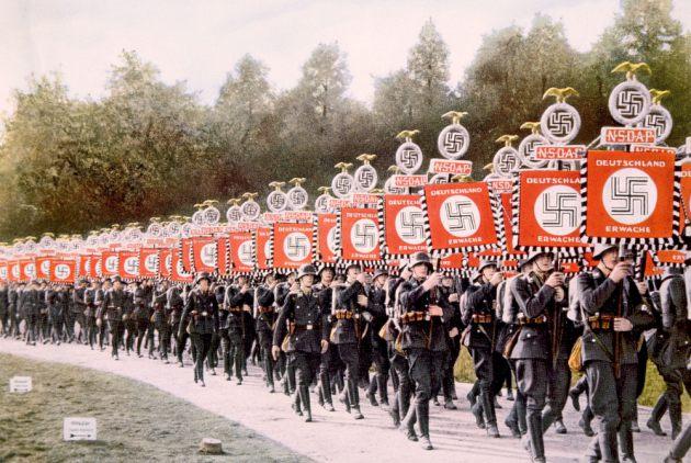 在德國罵人納粹犯法嗎?