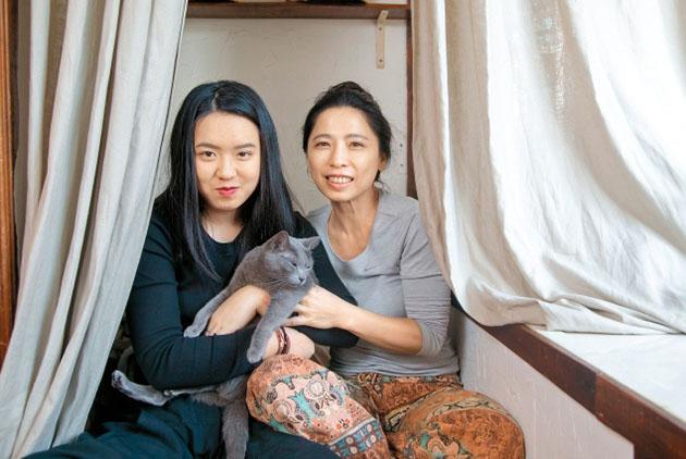 丁雯靜陪女兒一起修戀愛課:媽媽當軍師,教女兒談戀愛