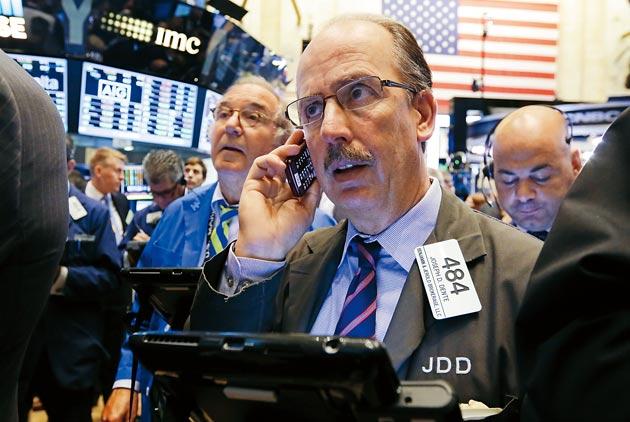 為什麼擔憂升息,讓股災蔓延?