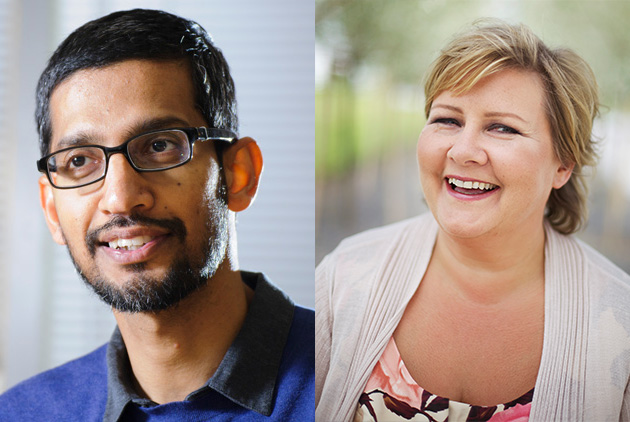 Your 2018 Reading List from Google CEO and Norwegian Prime Minister