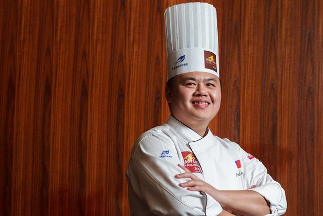 幫派少年出身,他如何為台灣拿下世界麵包冠軍?
