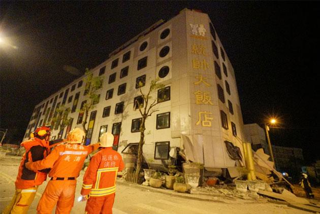 花蓮地震,民宿旅館業者為何能第一時間動...