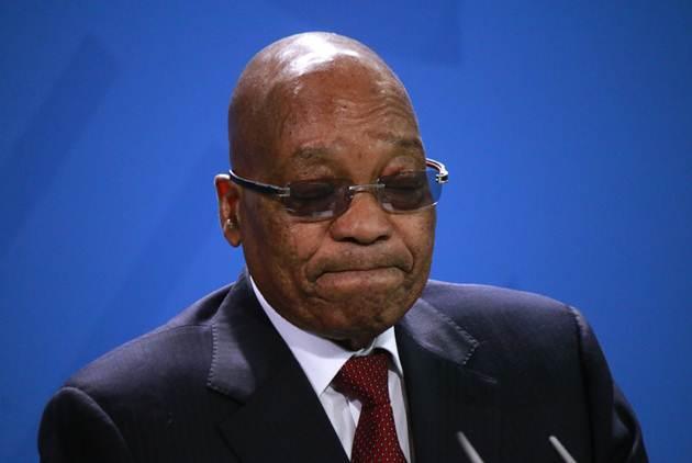 南非九命總統朱瑪為何甘願辭職?