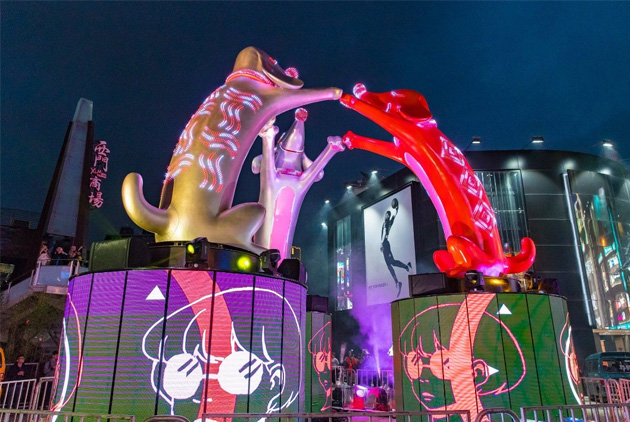Top 10 Attractions at Taipei Lantern Festival