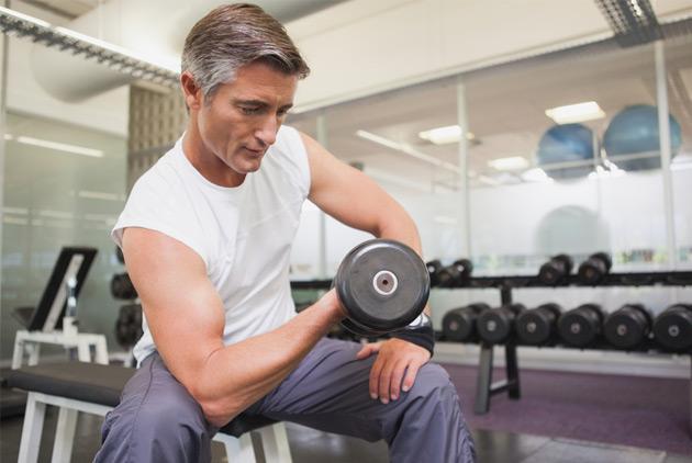想看起來年輕,練肌肉吧 熟齡者的練肌肉指南