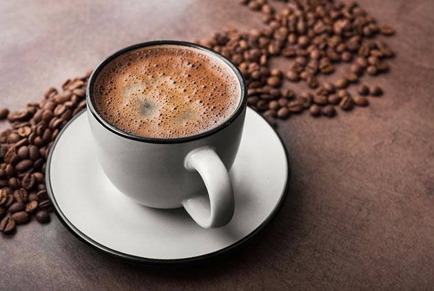 咖啡有益健康,如果你喝對的話