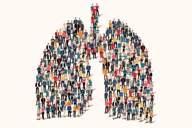【數據看天下】癌症死因排第一,肺癌成為新國病
