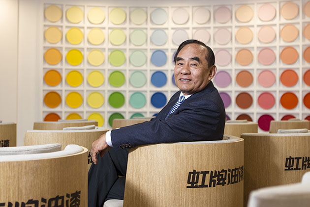 Taiwanese Company Takes On American Market