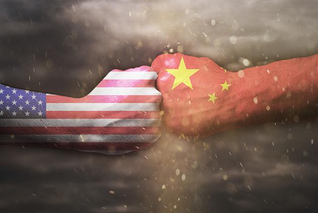 朱雲漢:衰敗霸權的最後一搏?