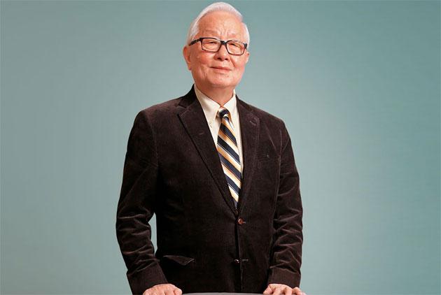 Morris Chang's Last Hurrah