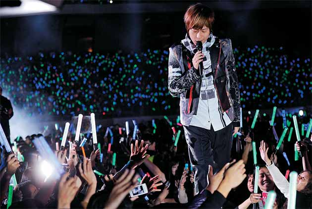 Heating Up Taiwan's Concert Industry