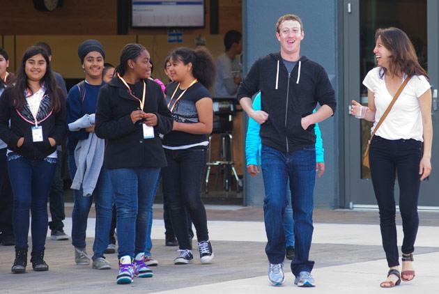 The Bulwark of the Facebook Empire