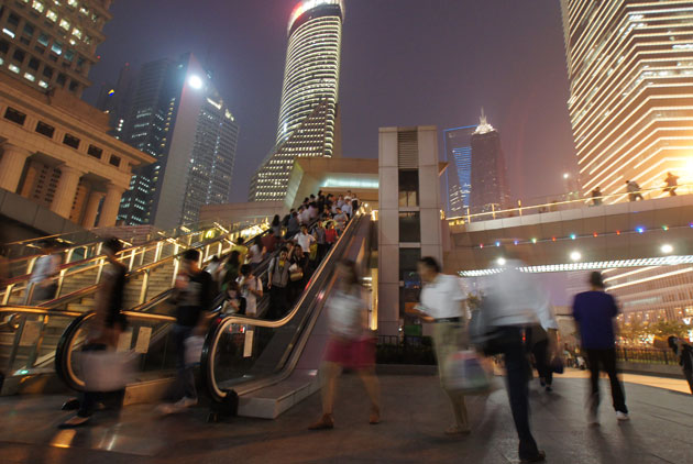 Overseas Shift Leads to Record Profits
