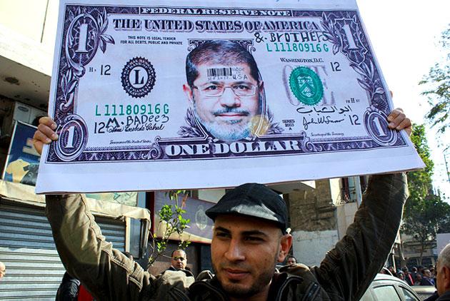 埃及軍方政變!總統穆西被解職