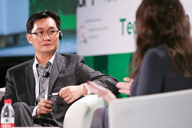 亞洲網商搶攻「移動世界」