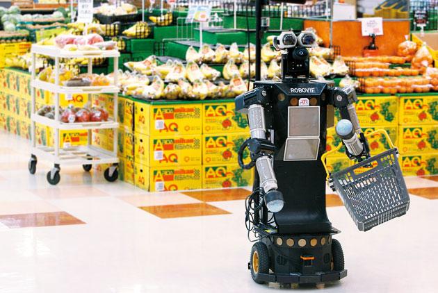 10年內 機器人或將打破全球經濟秩序