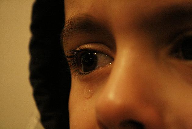 小野:親愛的小孩,你為何哭泣?