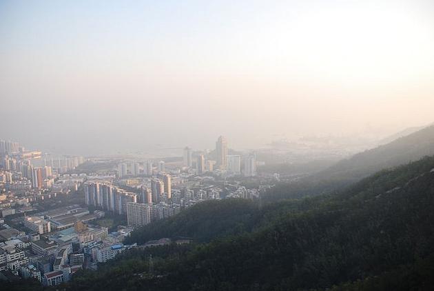 你的故鄉,PM2.5濃度有多高?