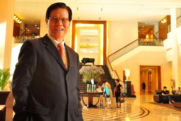 大億集團董事長 吳俊億 三萬到三百億的傳奇