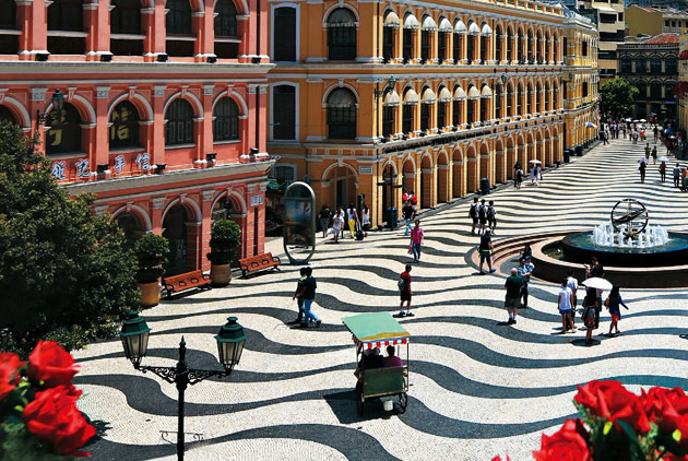 Macao: Gambling for the Gold