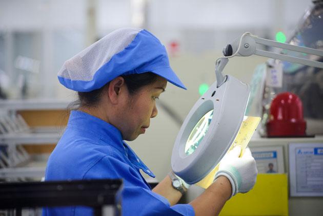 9大產業10年大計 台灣宣佈追趕工業4.0