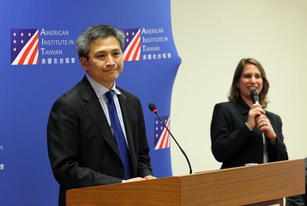 新任AIT處長梅健華:美國是台灣最好的朋友