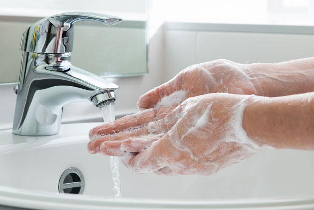 洗手這麼簡單的事還要教?