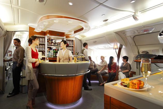阿聯酋航空  「有感豪華」最實在