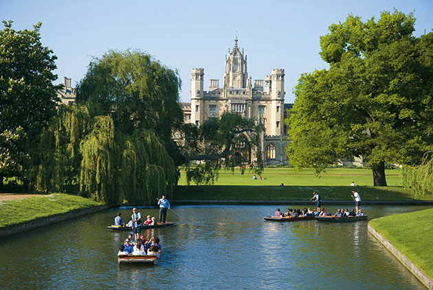 Cambridge – The World's High-Tech Talent Pool