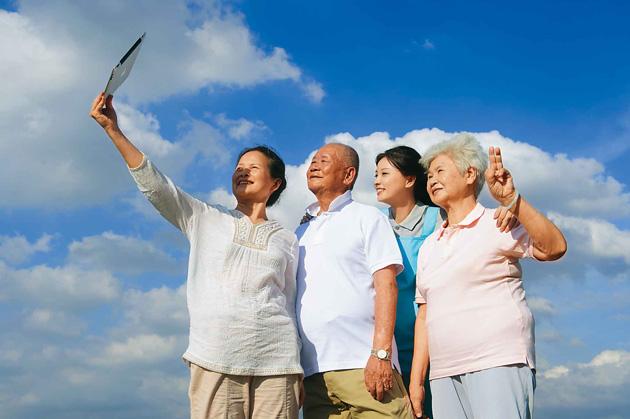 看見老人的需求 用設計豐富生活