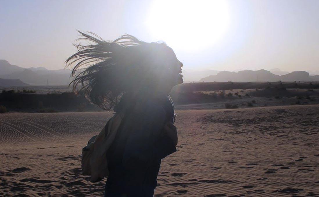 妳怎麼又要出去?一個台灣女孩的中東冒險