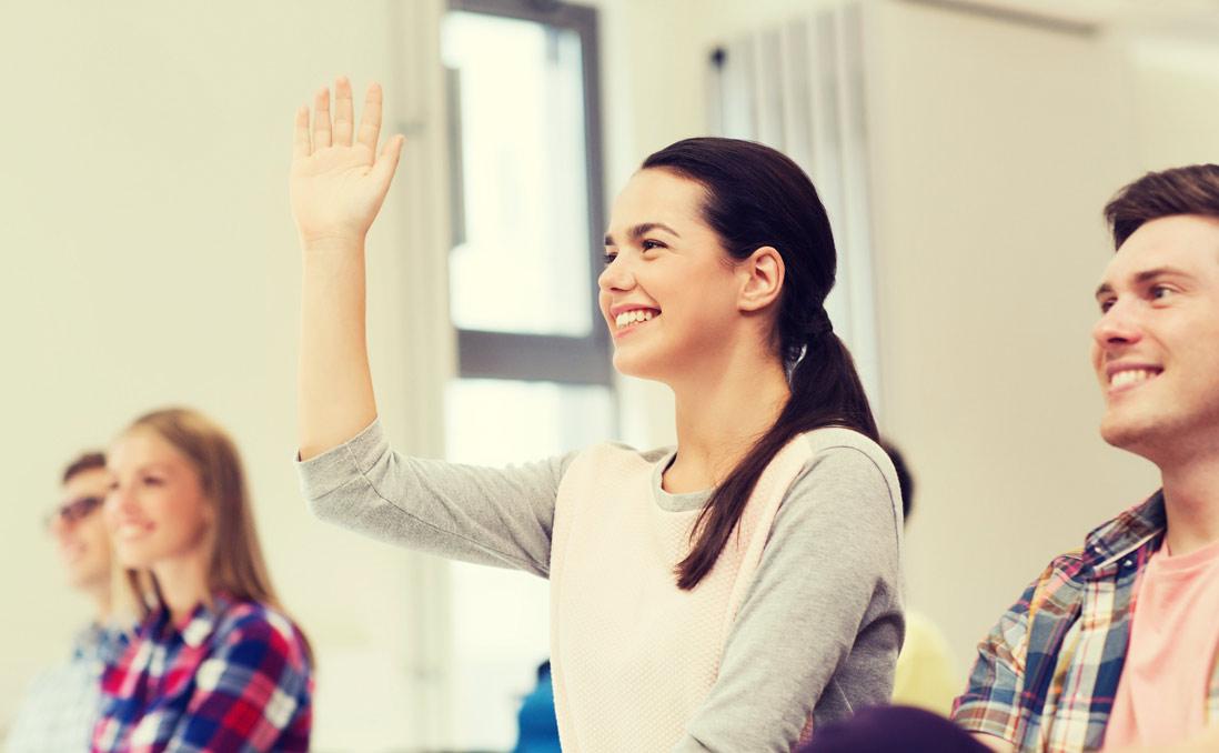 小心別被商學院害了:搶著舉手發言,就是勇敢嗎?