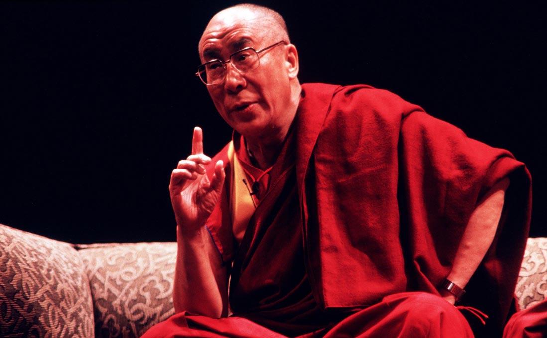 歷經無數逆境與壓迫──達賴喇嘛:只要人還活著,我們仍要繼續學習