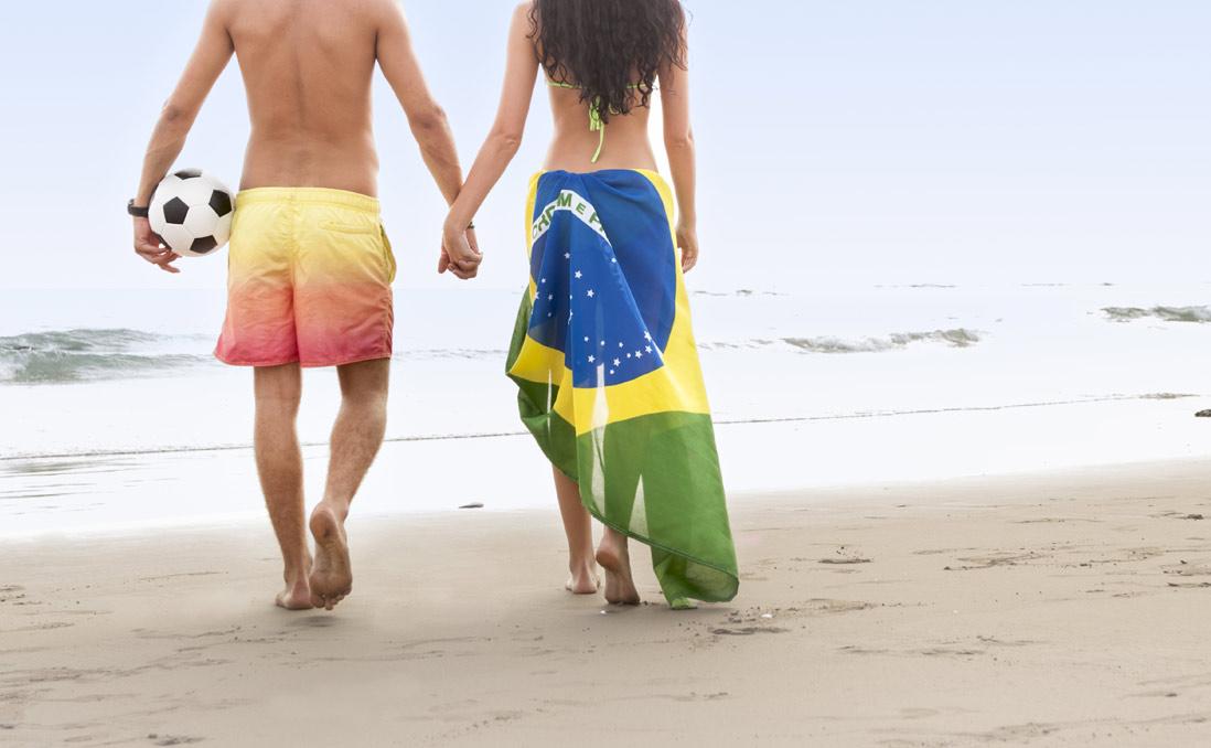 熱情開放的巴西人,其實篤信真愛