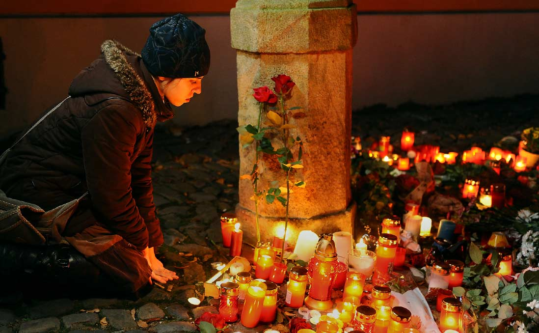 震撼全球的巴黎黑色星期五,與我們對中東悲劇的麻痺