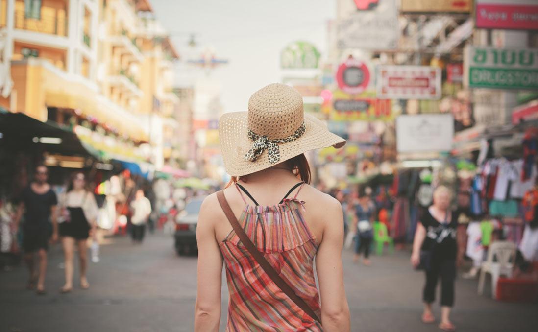 曼谷巷子口的小故事