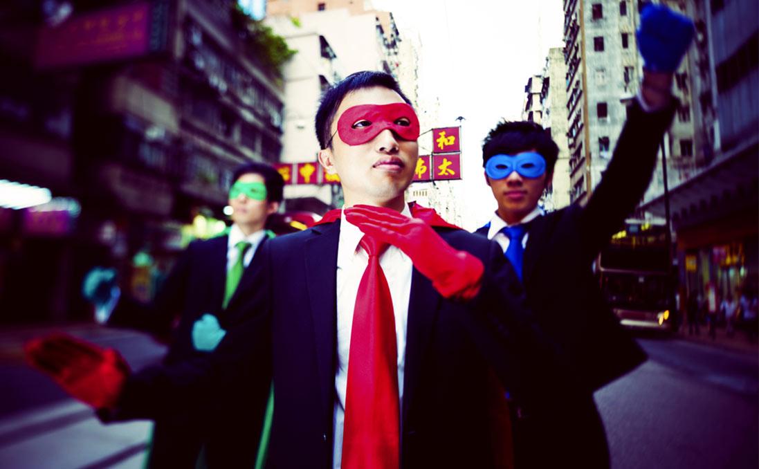 打拼12年,公司上市變成大企業,我為什麼辭職闖香港?