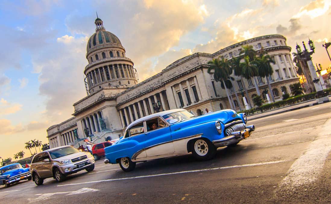在古巴,與世界失聯的 13 天(上):停格的 53 年