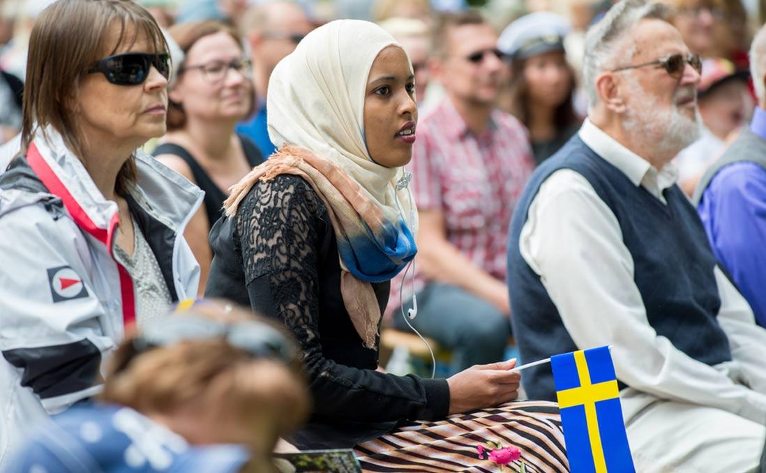 教育之前,人人平等──瑞典文課堂上的浮世繪