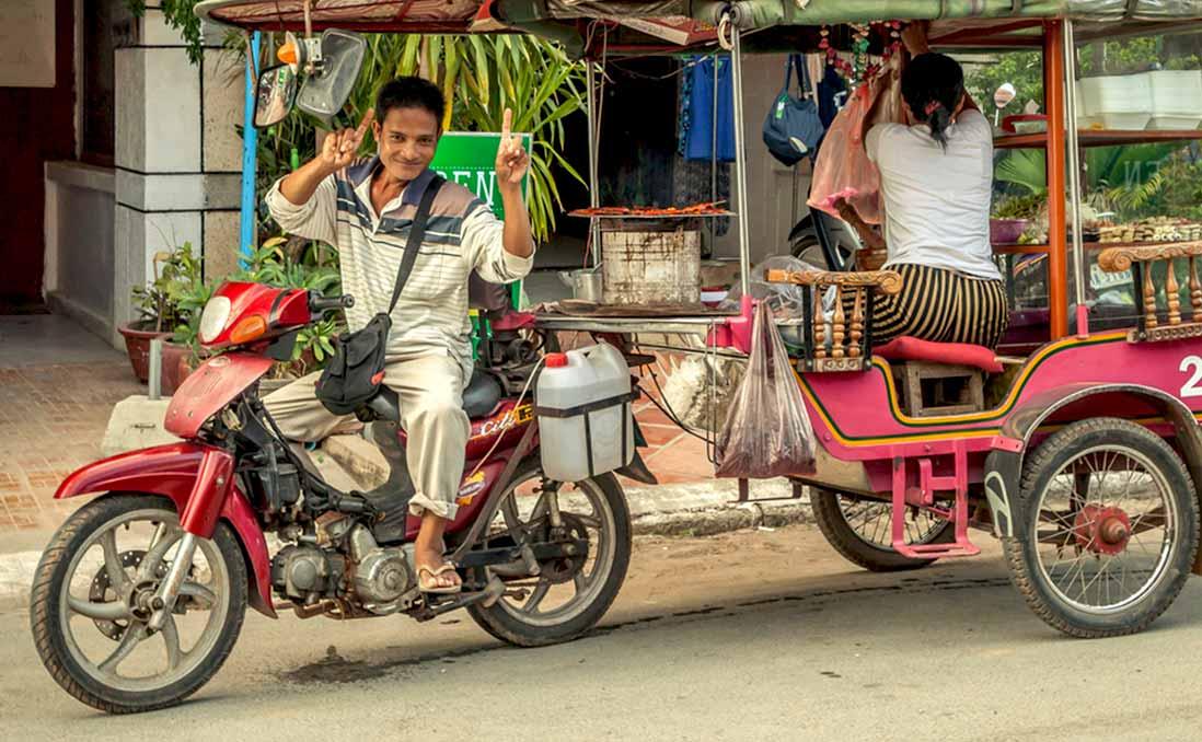 柬埔寨金邊快變「China Town」,講中文比英文通