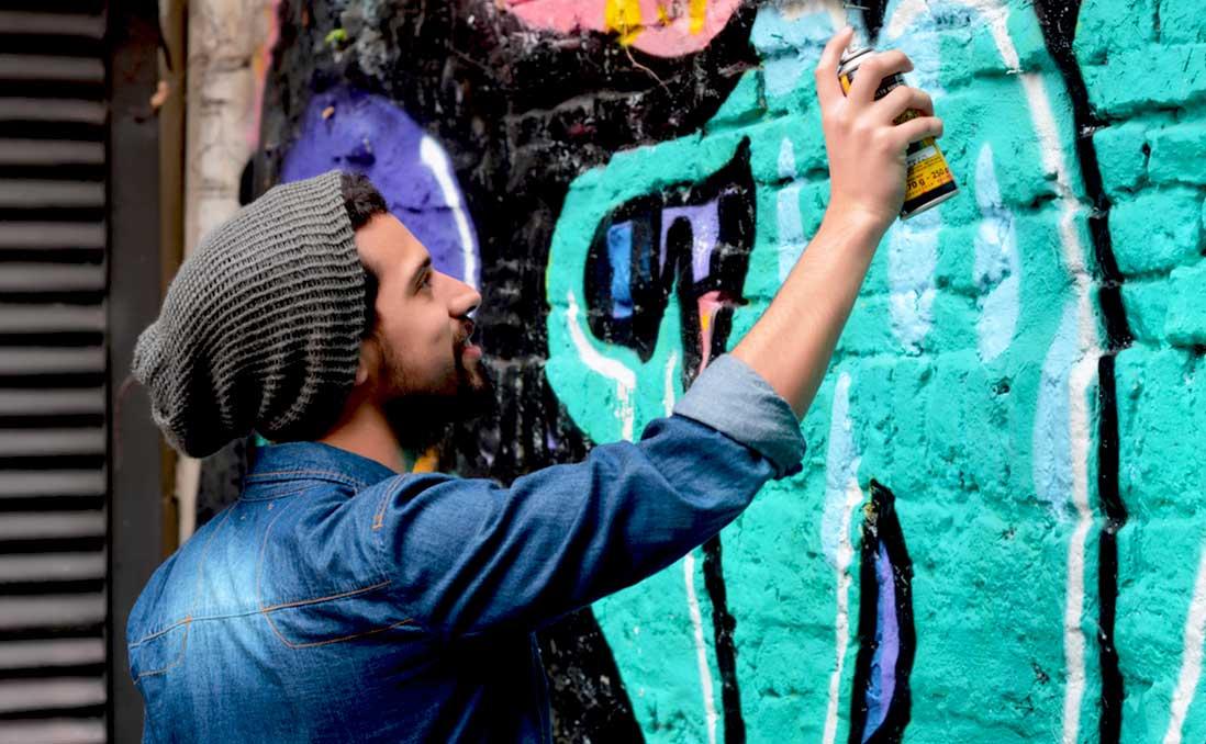街頭塗鴉妨礙市容?矽谷小鎮跳出框架,翻轉公共藝術