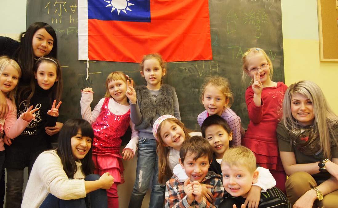 台灣人,你會怎麼向外國人介紹自己的國家?