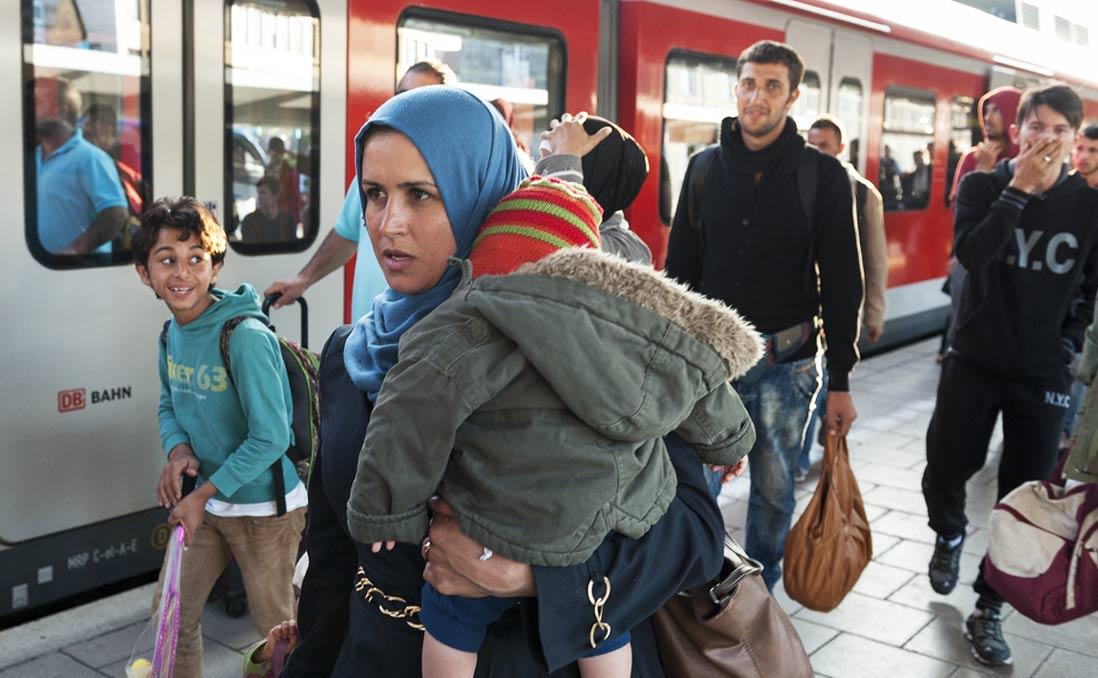 誰來晚餐:梅克爾接納難民,是否激化來自歐洲的另一種聲音?