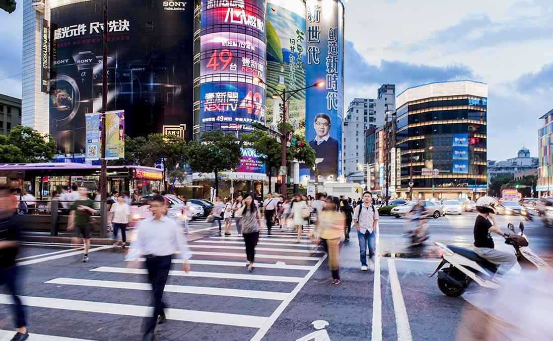 閉門「拚經濟」?──消失在國際投資人雷達上的台灣